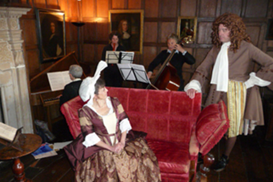 Events at the Merchants House